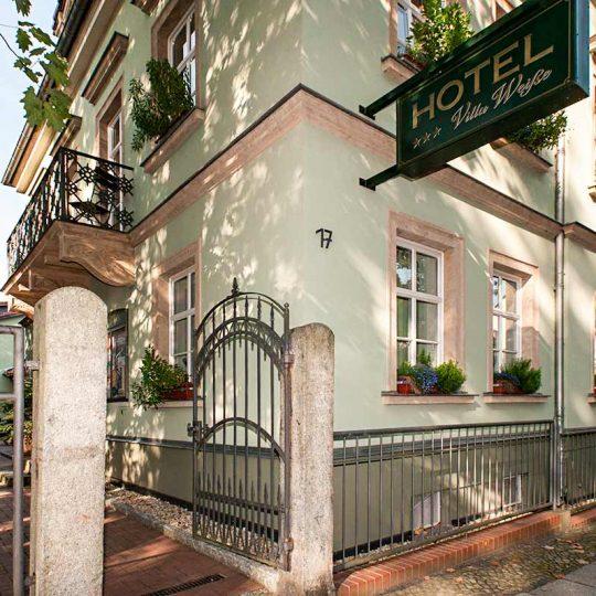 Hotel Villa Weiße Kamenz